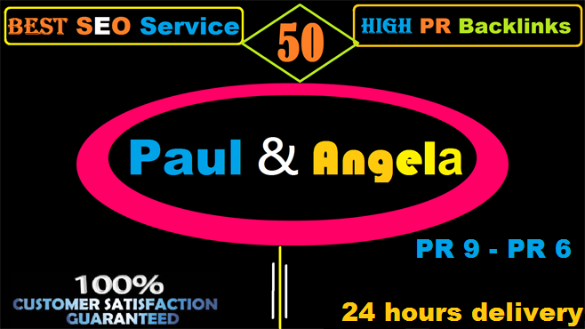 I will give you PR 9 to PR 6 Angela Paul Backlinks