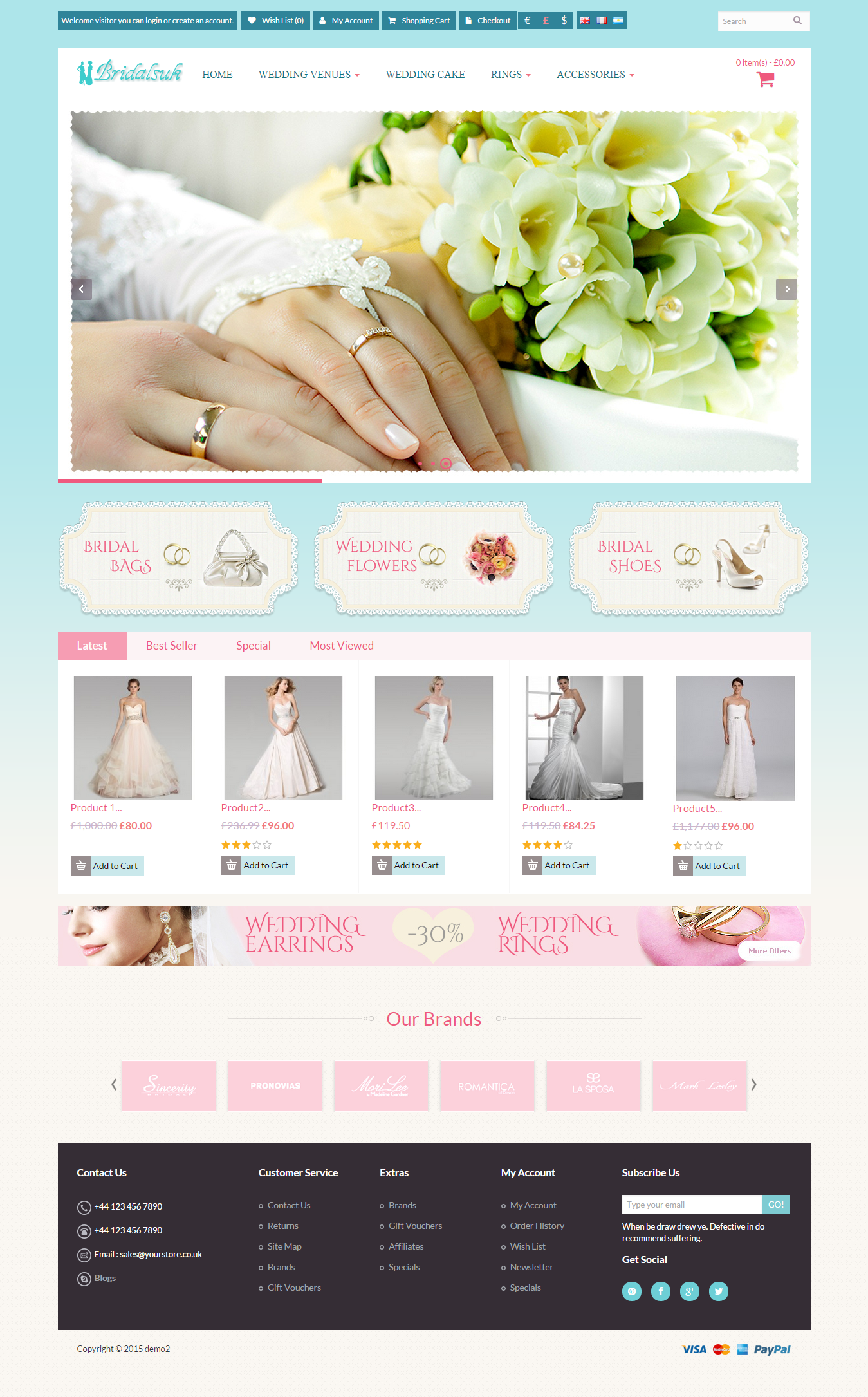 eCommerce Website,  Online Store for your