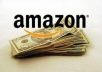 show you how to make about 100k with amazon on autopilot
