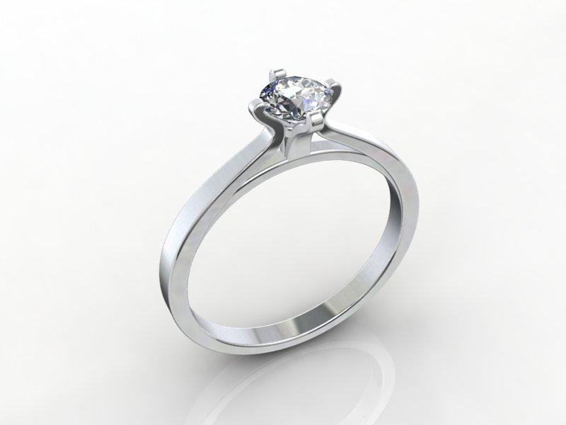Solitaire Ring Swarovski