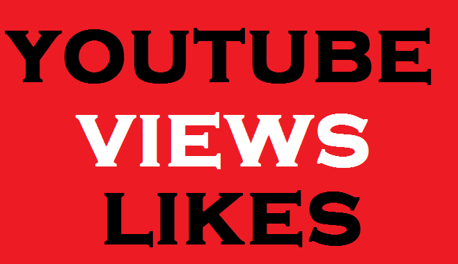 13000+ real youtube views OR 200 likes OR 100 suscribes