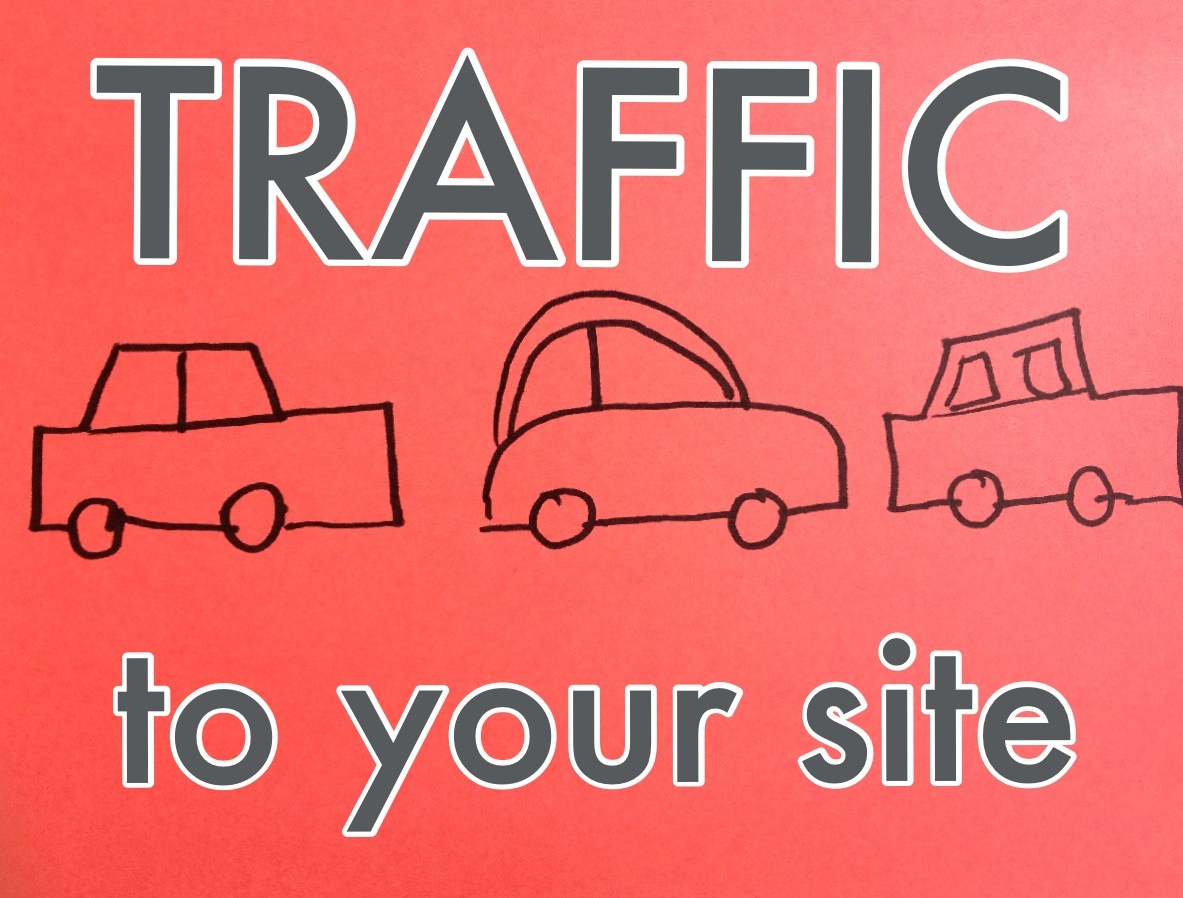 UNLIMITED genuine organic traffic to your website for one month