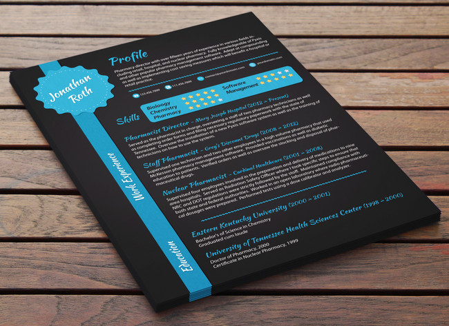 i will build and design a beautiful professional cv resume - Beautiful Resumes