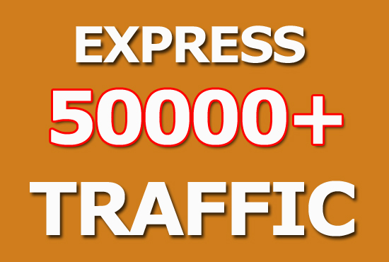 50000 Real Worldwide Social Visitors Traffic to Website