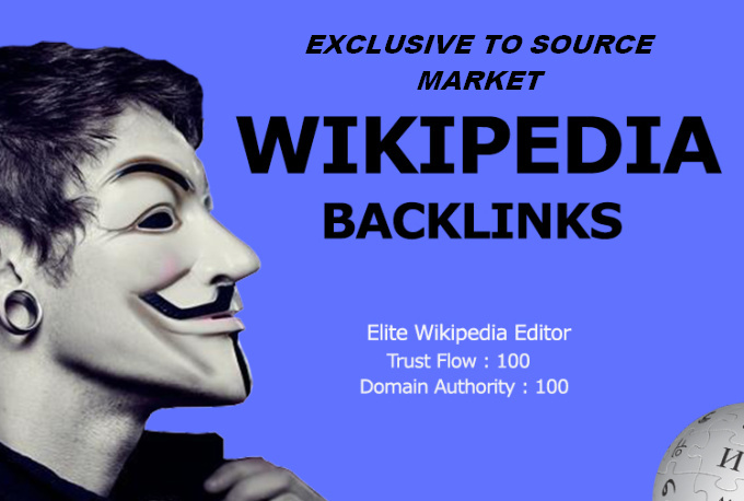 100% NICHE RELEVANT PERMANENT BACKLINK FROM WIKIPEDIA |DA 100|RANKING GUARANTEED