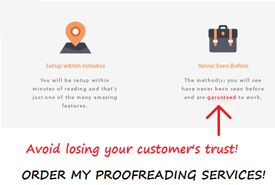 Professional Proofreading and Editing for any text