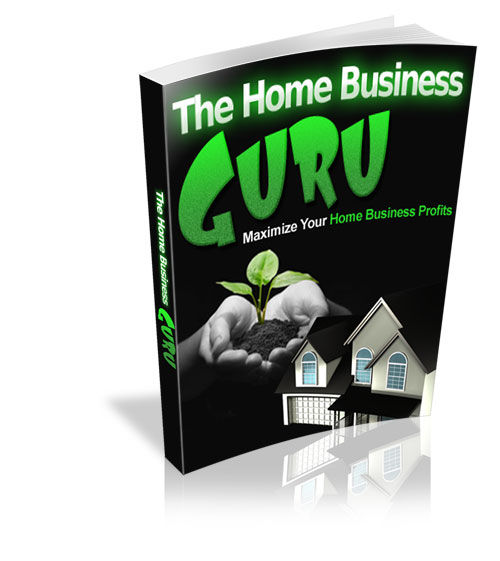 The Home Business Guru for home business Profits