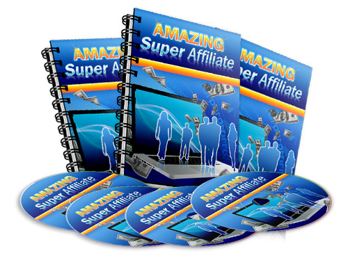 Become an Amazing super Affliate Course