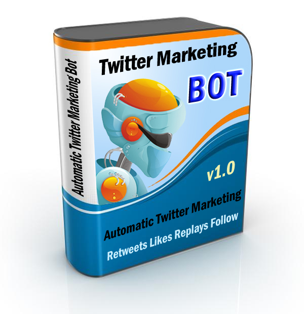 Automatic Twitter Marketing - Auto Tweet, Retweet, Replay, Like, Follow