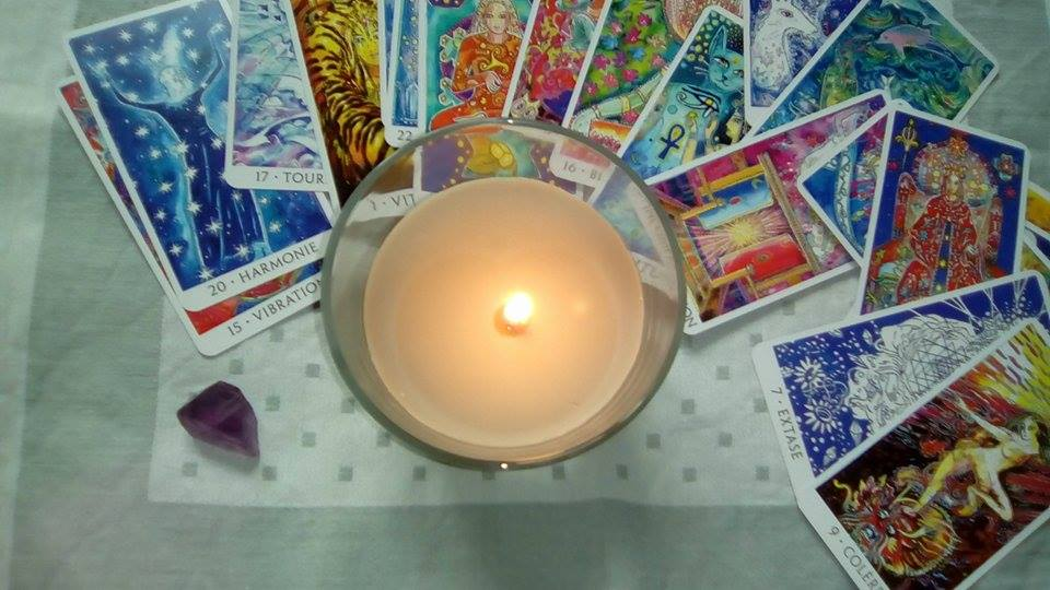 3 Simple Questions 3 One Card Reading using the Energies Oracle