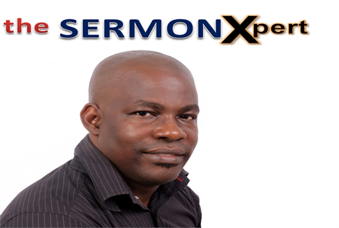 I will write a SERMON message with an outline for you on any topic