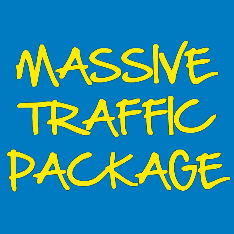 Massive Traffic Deal