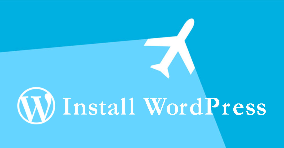 WordPress Website Installation and Setup for