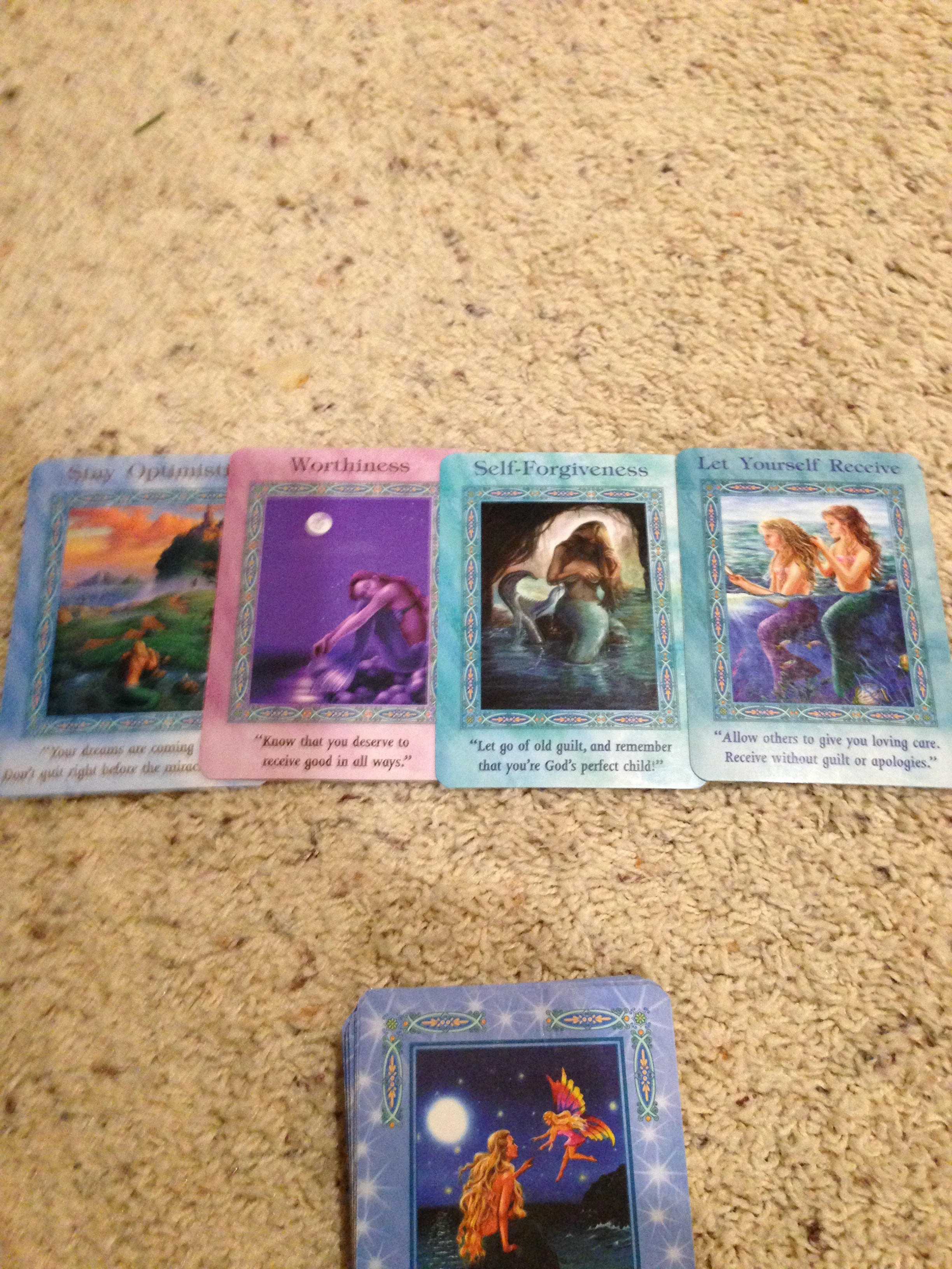 Teach You How To Read Oracle Cards!