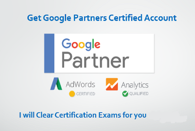 Clear Google Adwords and Analytics Exam to be Certified Google Partner