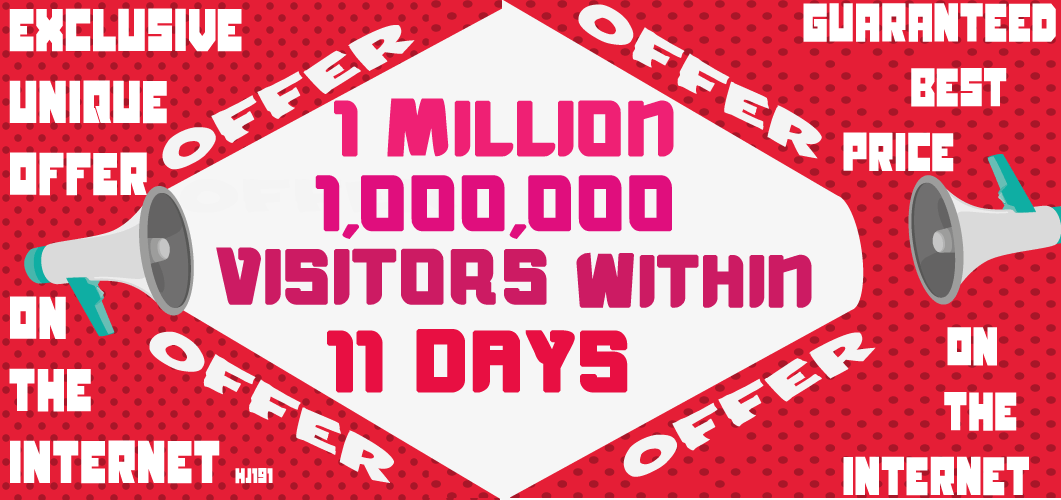 Get-1-Million-1-000-000-Visitors-Traffic-Within-11-Days