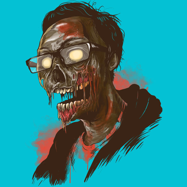 Will Design Your Face Like Zombie With Grime Art