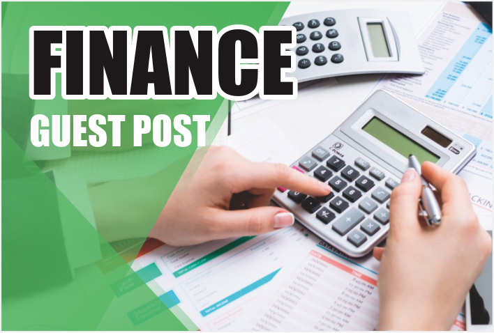 do guest post on FINANCE related blogs