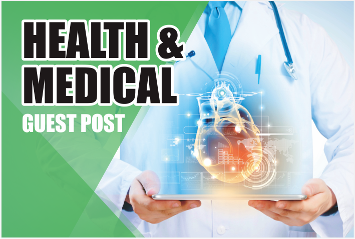 do guest post on HEALTH & MEDICAL related blogs