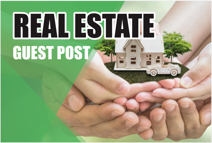 do guest post on HOME or REAL ESTATE related blogs
