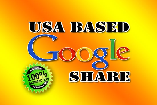 Get you 300 Google Plus Share to promote your any lin...