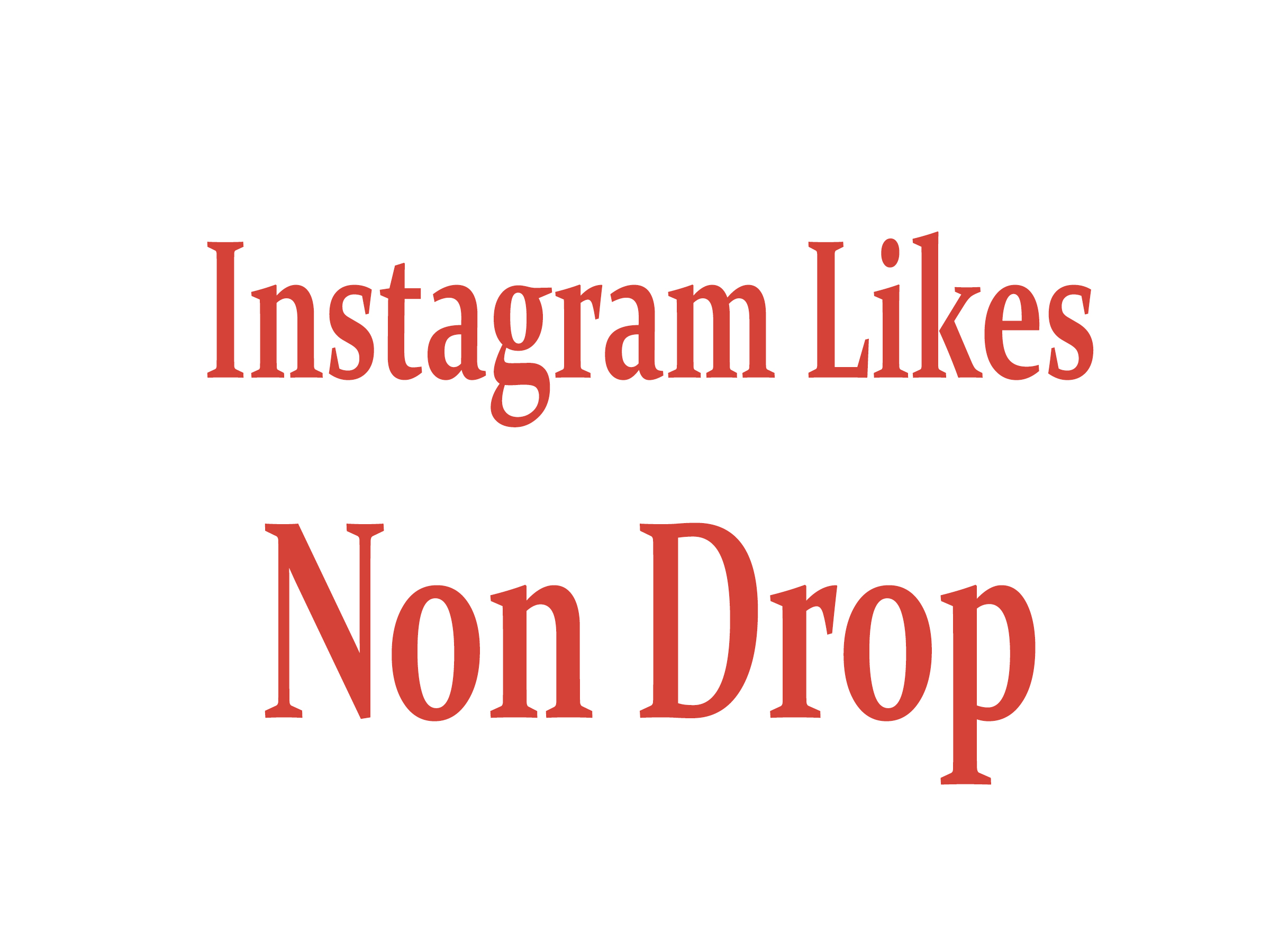 10K Insta Post Likes - Non Drop - Instant