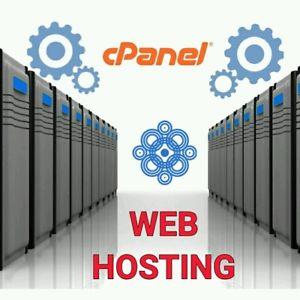 50GB Web Hosting 1YR
