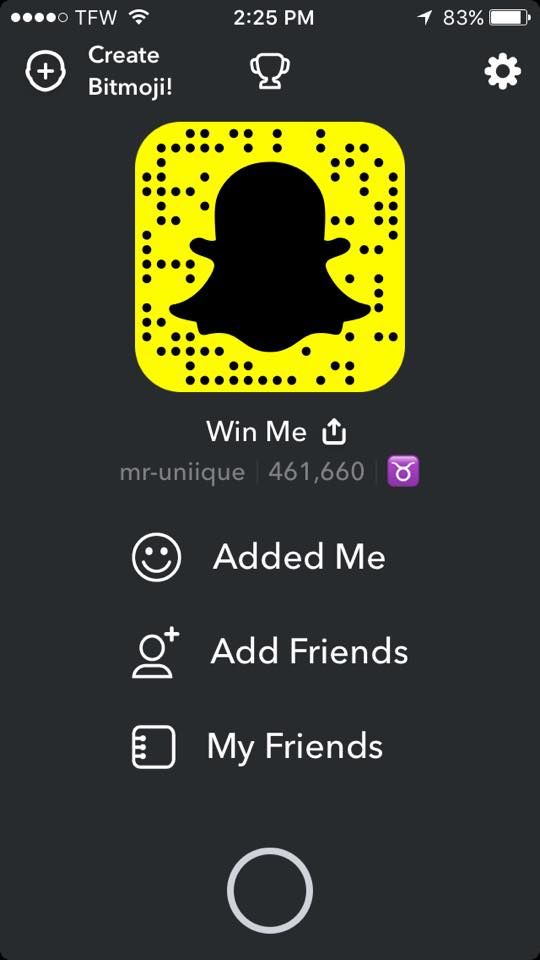 Add 1,000+ to your SNAPCHAT SCORE FAST