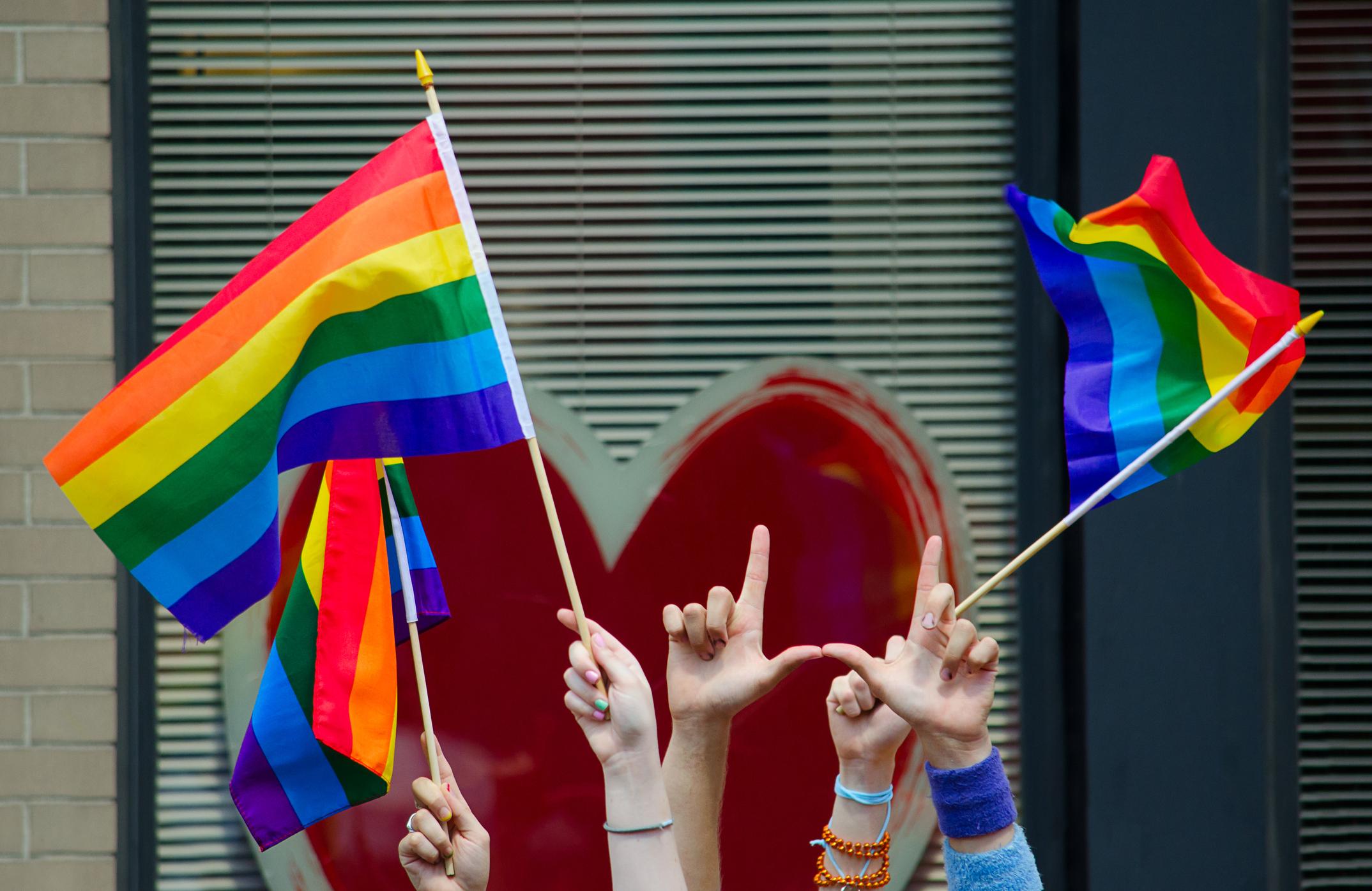 LGBT Targeted Sponsored Ads