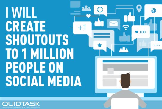 50 Organic Shoutouts to 500,000 Real People to boost your Traffic, SEO, SERP and Rank
