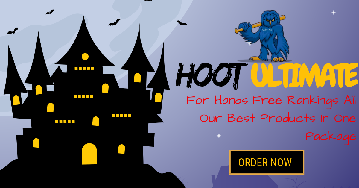 HOOT Ultimate  All Our Services in One   Signals, Bookmarks, Backlinks, Traffic, Video Creation