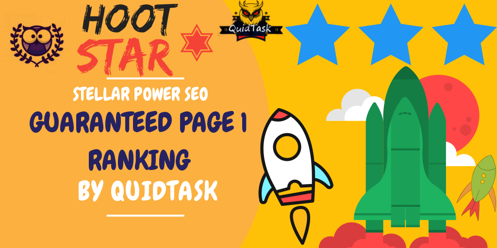 HOOT Star  100 Services In 1  100K+ Links  Video, Testimonial, Backlinks, Signals, Traffic amp more