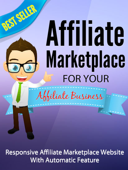Affiliate Marketplace Website - Place Allah Your Affiliate Offer in One Place