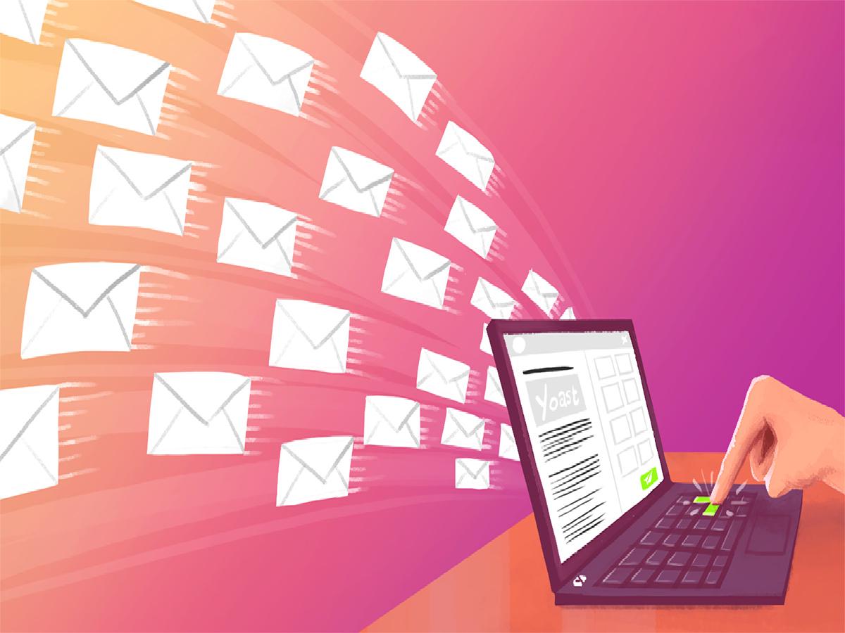 Design professional email signature