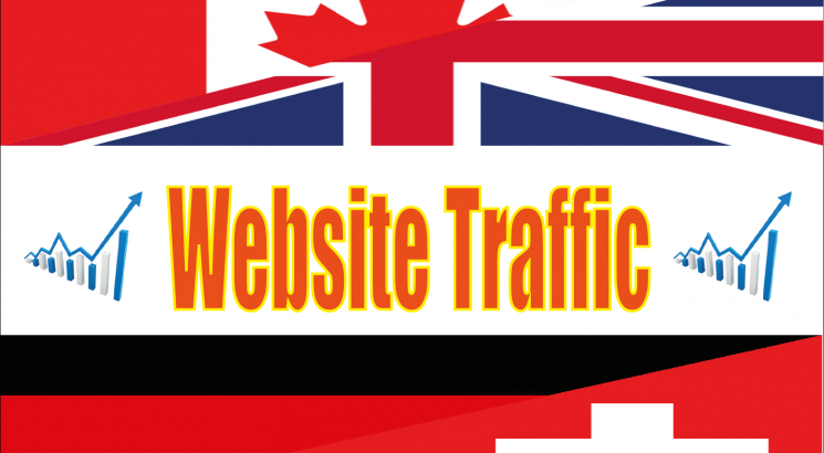UK Unlimited Fully Targeted Organic Visitors Traffic for TWO Month