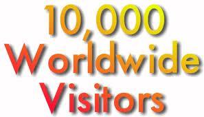 KILLER SUCCESS 10,000 unique REAL Visitors to your Web Site