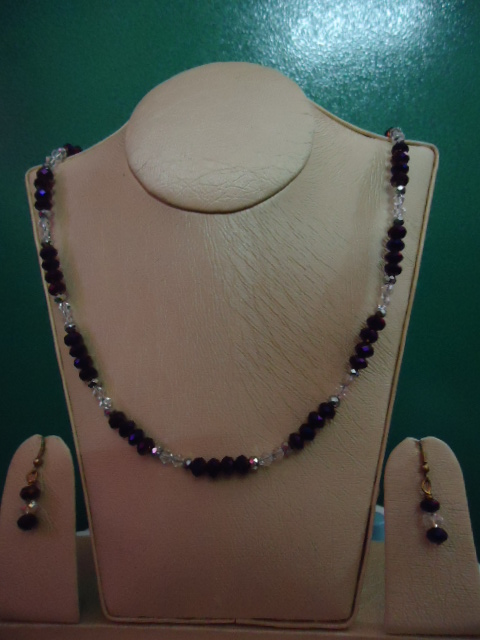 Violet Gorgeous Necklace