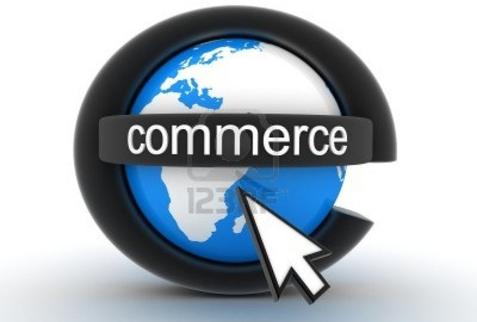 Create an ecommerce website for you