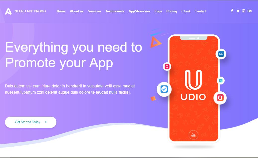 Neuro App Promo