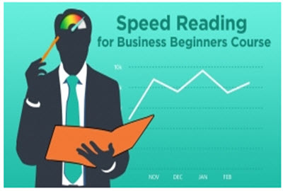 I Will Teach you how to Speed Read To Increase Business Growth