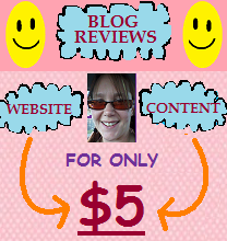 I Will Write A Review On My Blog About Your Product,  Service Or Website