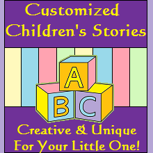I Will Write A Customized Personal Children's Story F...