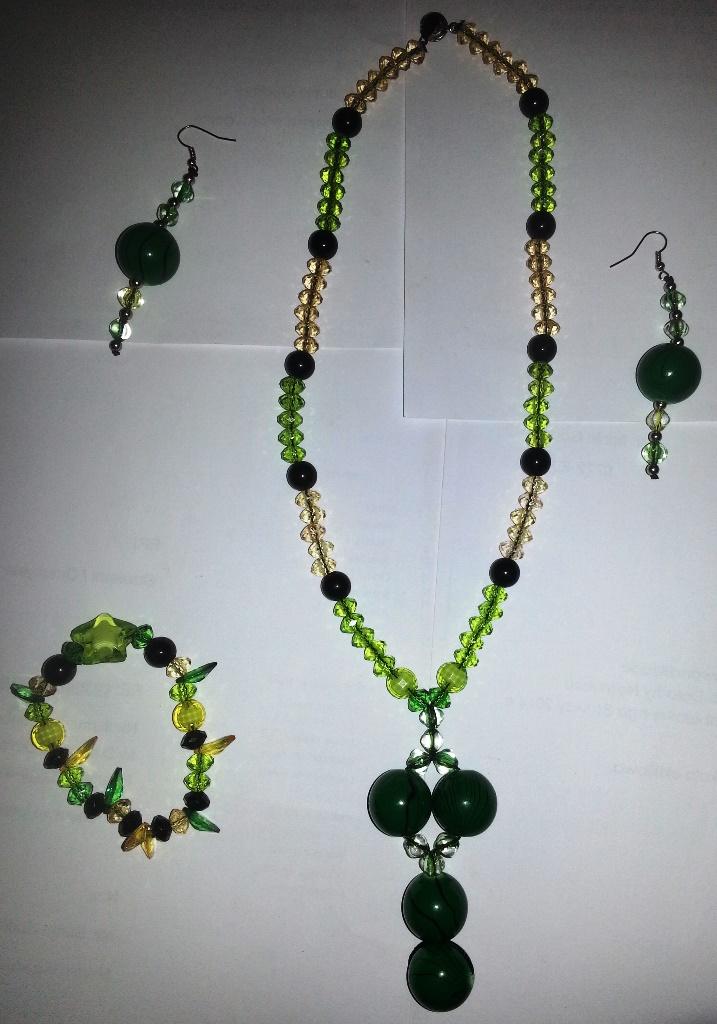 Handmade Ugandan Jewelry
