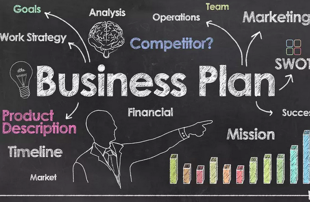 I will send a 31 page customized Business Plan