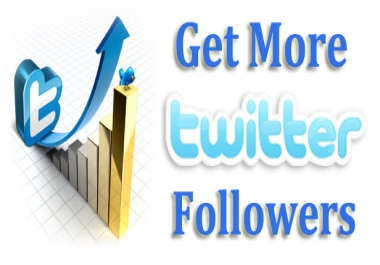 Give you verified 50,000 twitter followers within 24 hours