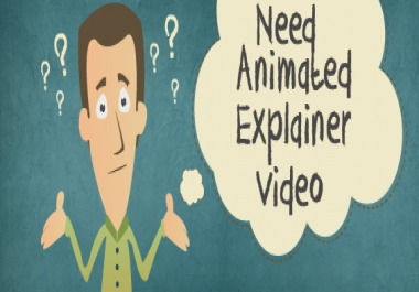30 seconds explainer video.