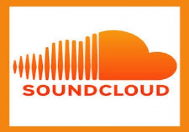 Give you 50k Soundcloud PLAYS and 10k Download Upto 5 tracks