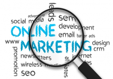 Marketing,  online selling,  internet marketing