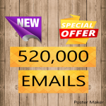 Bulk Email List For Any Niche