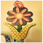 Handmade Critter &amp  Nature Hair Bow Holders
